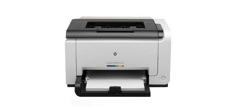 پرینتر تک کاره لیزری رنگی HP CLJ_CP1025NW