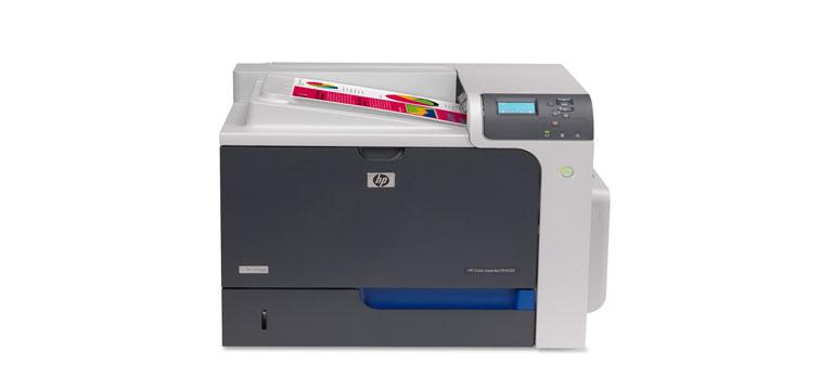 پرینتر تک کاره لیزری رنگی HP CLJ CP4525DN