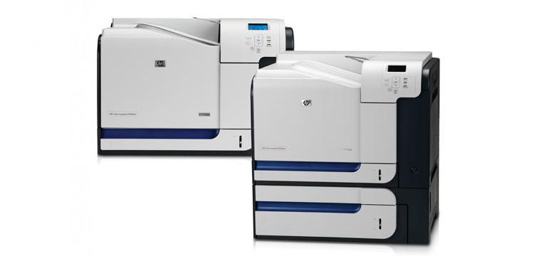 پرینتر تک کاره لیزری رنگی HP CP3525DN