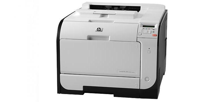 پرینتر تک کاره لیزری رنگی HP CLJ 451DN