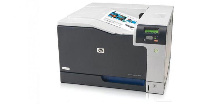 پرینتر تک کاره لیزری رنگی HP M750N