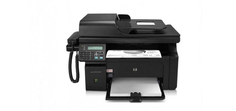 پرینتر چهارکاره لیزری HP Pro M1214nfh